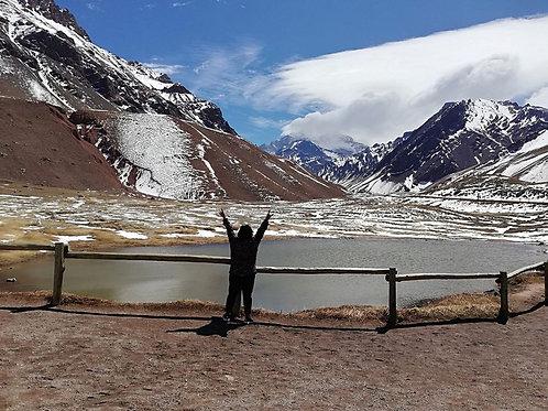Tour Parque Aconcagua - Puente del Inca - Laguna del Inca