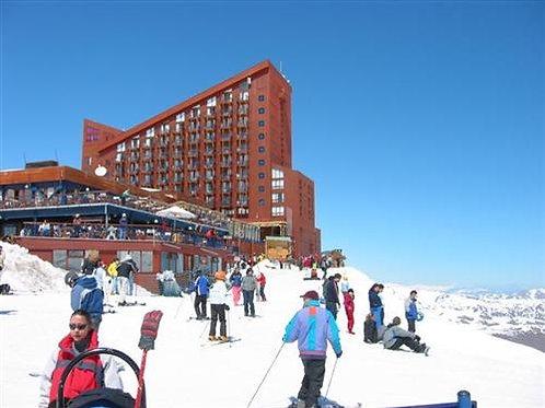 Tour Valle Nevado Farellones
