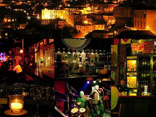 Tour Valparaíso Viña del Mar Nocturno