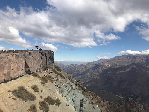 Tour Condor Canyon  - Andes Hike 10K