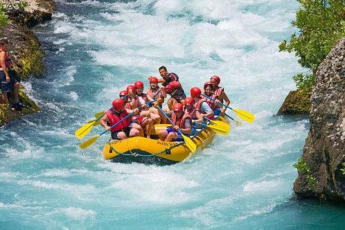 Tour Rafting Cajón del Maipo