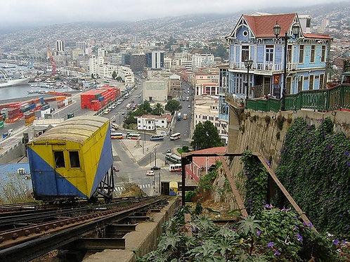 Tour Viña del Mar y Valparaíso