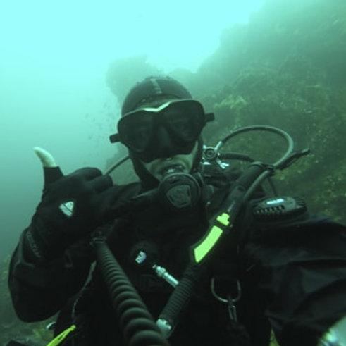 "Curso PADI ""Open Water Diver"" en Pichidangui"