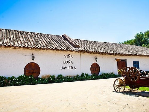 Tour Viña Doña Javiera Carrera