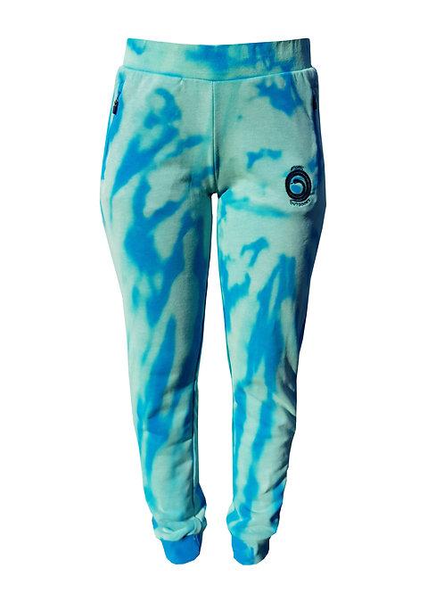 Pantalón Jogger Shibori Batik Blue Utopic Outdoors