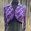 Thumbnail: Purple Ritzee jacket- Womens Medium