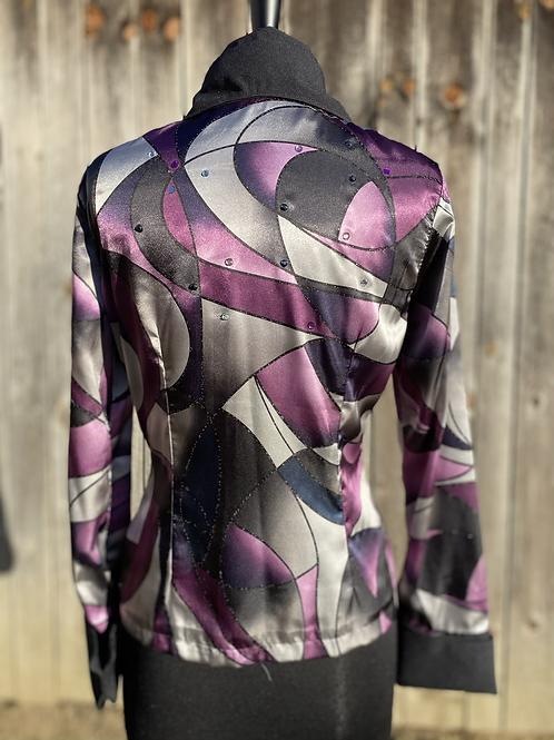 Purple Jacket- Womens M/L