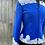 Thumbnail: Blue & White Jacket- Women's Medium