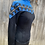 Thumbnail: Black & Blue Paula Hms- Womens Small