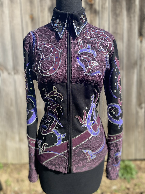 Women's Small jacket and pad