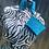 Thumbnail: Zebra Set with Chaps- Womens Small