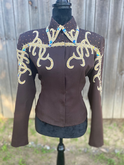 Jeans Custom Show Clothing Jacket- Women's XL/1X
