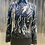 Thumbnail: Sparkling Show Clothes jacket with fringe- Womens Medium