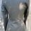 Thumbnail: Gray RJ Hunt Coat- Womens Medium