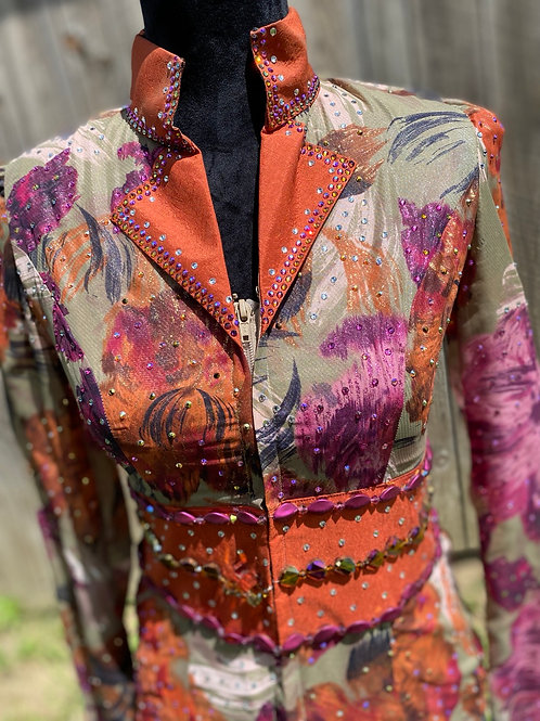 Multicolor Jacket- Women's XS/S