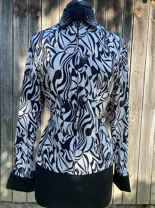 Hobby Horse Jacket- Womens 1X