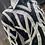 Thumbnail: Black & White Jacket- Womens Large