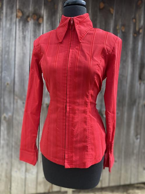 Show Diva fitted shirt- Womens Medium