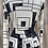Thumbnail: Black & White Connie's Customs- Women's Large