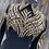 Thumbnail: Black and Gold Horsemanship Top- Womens M/L