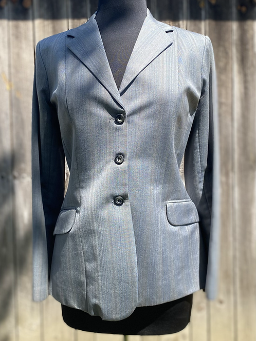 Gray RJ Classics Hunt Coat- Womens Medium