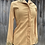 Thumbnail: Gold Showtime Zip Up- Womens Medium