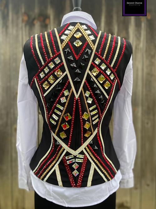 Bling Boutique Vest Set- Womens Medium