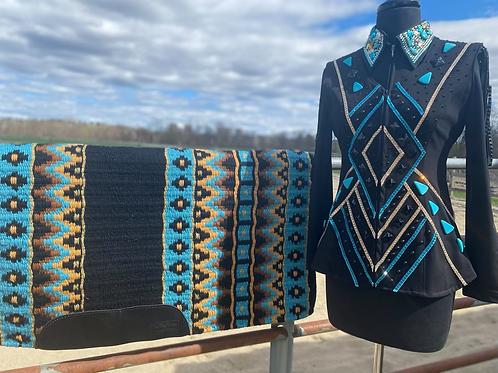 Southern Designs Vest Set- Women's XS
