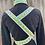 Thumbnail: Black & Lime Jacket- Women's Large/XL