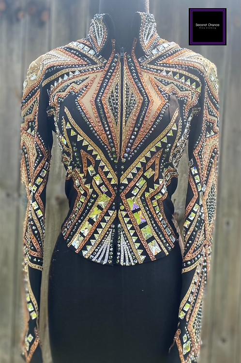 Custom Jacket & Pad Set- Womens Small