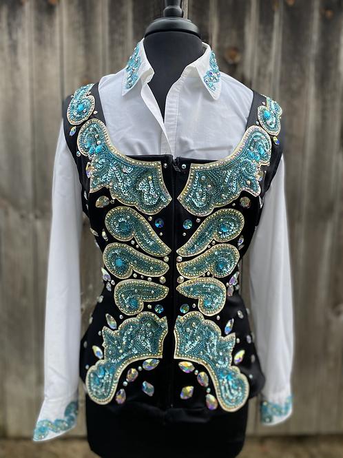 D Designs Vest- Womens 1X