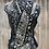Thumbnail: Black & Silver Edgy Vest- Women's Xs/S