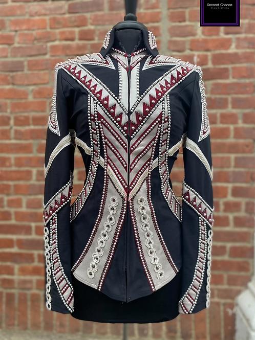 Rental- Unbridled Couture- Womens Medium