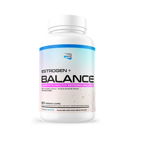 BELIEVE SUPPLEMENTS ESTROGEN BALANCE