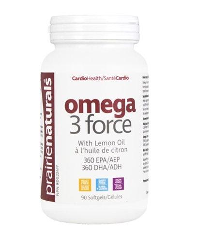 Omega 3 Force 180