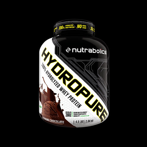 NUTRABOLICS HYDROPURE 4.4lbs
