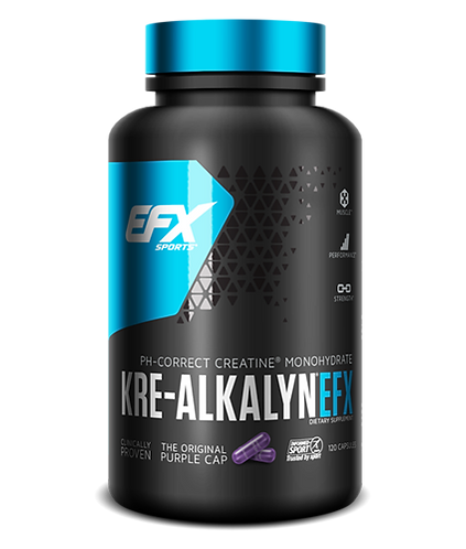 EFX KRE ALKALYN 120 CAPSULES