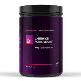 ELEMENTAL FORMULATIONS WHEY