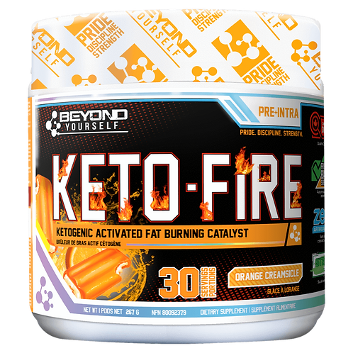 BEYOND YOURSELF KETO FIRE
