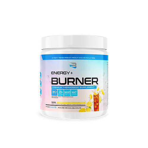 BELIEVE SUPPLEMENTS ENERGY BURNER