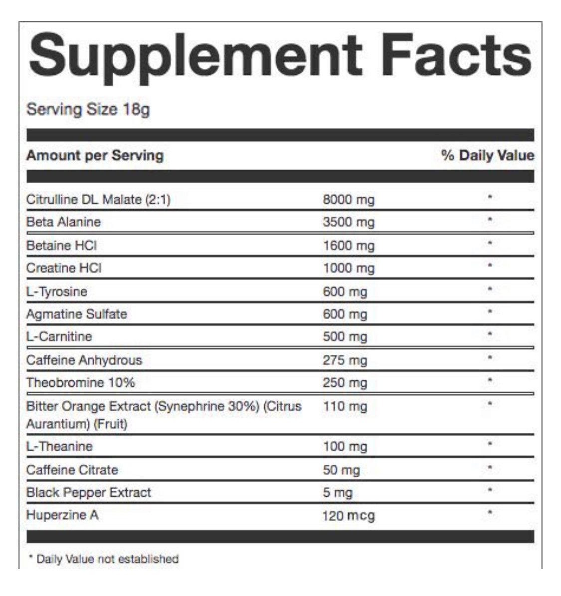 TC NUTRITION BATCH 27   supplementworld