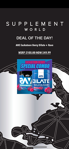 Buy Dilate get Rave FREE
