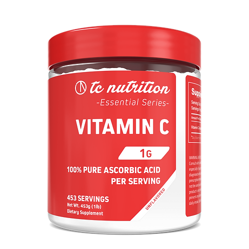TC NUTRITION VITAMIN C 453g