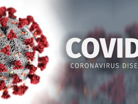 COVID-19 Update & Disinfecting Services