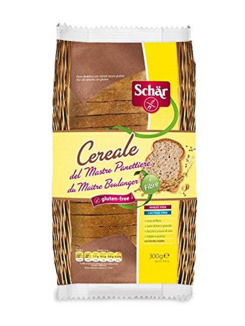 Pan Cereales del mastro panettiere 300gr Schar
