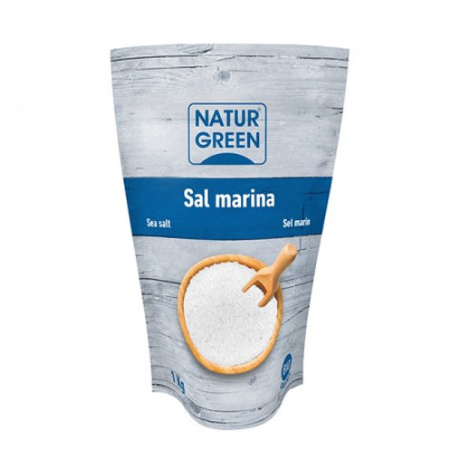 Sal Marina Bio - Naturgreen - 1Kg