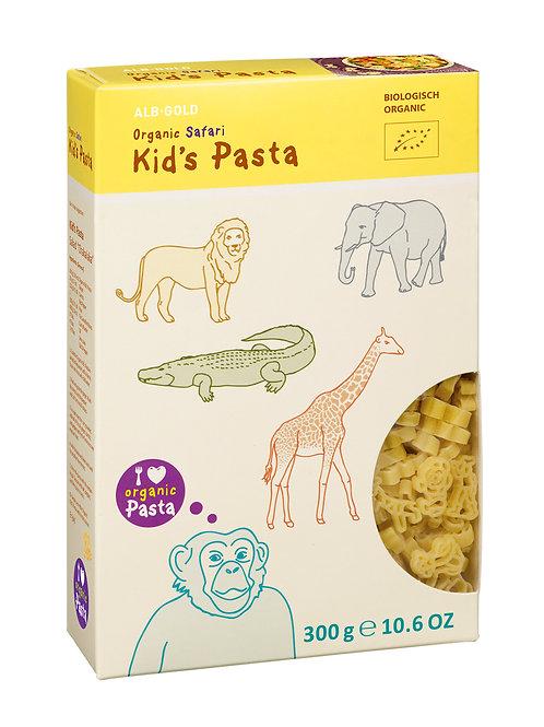 Pasta Kids Safari 300g Alb-Gold