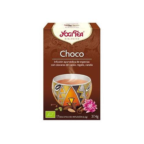 YogiTea Chocolate 17 bolsitas