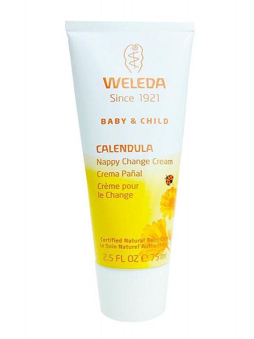 Crema pañal de caléndula - weleda - 75ml