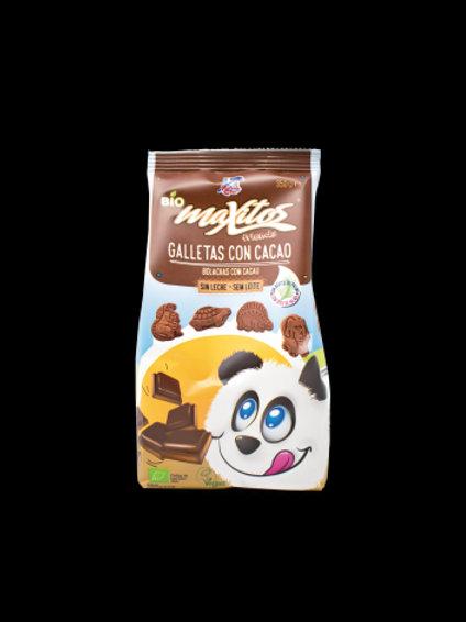 Galletas maxitos cacao bio